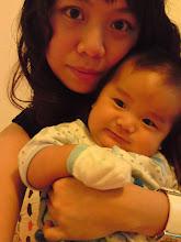 ~♥Kingsley & mummy♥~