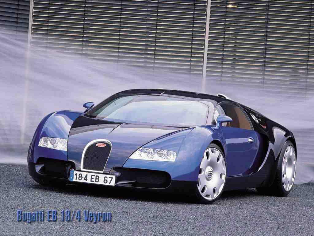 bugatti veyron, el mejor auto del mundo