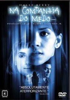 Filme Poster Na Companhia Do Medo DVDRip Dual Audio