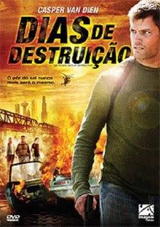 Filme Dias de Destruição DVDRip RMVB Dublado