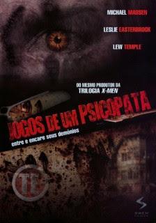 Filme Poster Jogos de Um Psicopata DVDRip RMVB Legendado