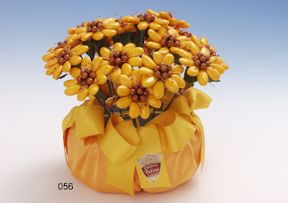 Italian confetti sunflowers