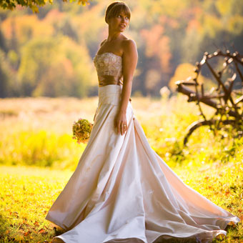 Fall on Beautiful Bridal  Fall Wedding Ideas