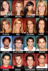 Ex Participantes do BBB7