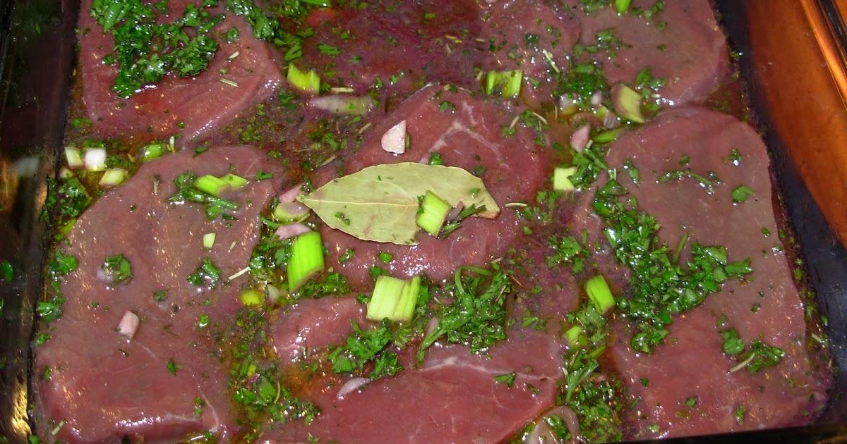 Zolasoleil sous le soleil cuisine et v lo marinade - Marinade pour viande rouge ...