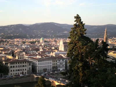 Io Amo Firenze: 24 giugno: i fochi di San Giovanni dalla Terrazza ...