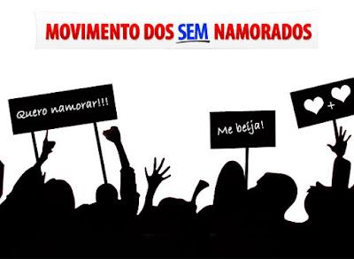 """Segunda edição do """"movimento dos sem namorados"""" pretende atrair 6 mil pessoas - Por Kriss Oliveira / S. Paulo"""