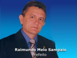 Nenem do Cazuza, reeleito - Por Carlos Moreira / Ipueiras