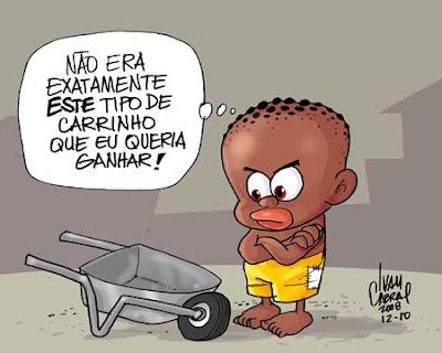 Criança é: - Por Dalinha Catunda / Rio de Janeiro