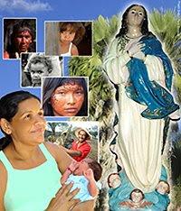 Festa de Nossa Senhora da Conceição em Ipueiras - Por Dalinha Catunda / Rio de Janeiro