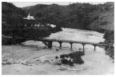 A Ponte Velha - Por Bérgson Frota / Fortaleza