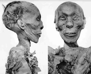 Mumi Thutmose II - www.jurukunci.net