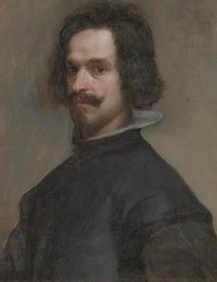 Retrato de un hombre (Obra de Diego Velásquez) lo atribuyen a un autorretrato