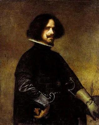 Diego Velázquez autorretrato en 1643