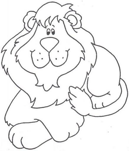 Dibujos de animales herbívoros para colorear - Imagui