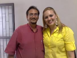 Arnaldo e Juliana Lunardelli