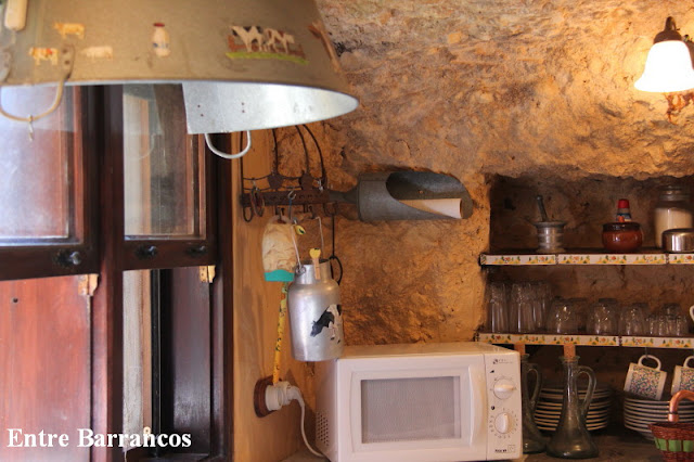 Entre barrancos manualidades septiembre 2010 - Campana extractora rustica ...