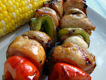 Yummy Honey Chicken Kabob