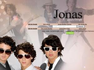 Jonas-Google