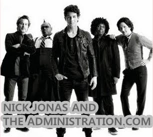 NICK JONAS AND THE ADMINISTRATION ( Web )