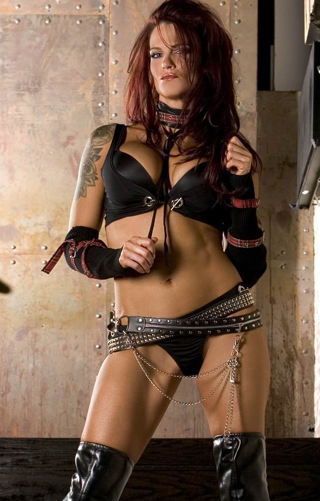 wwe lita hot photos