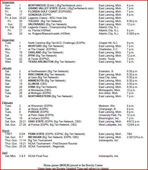 kansas state university basketball schedule 2009 | harof