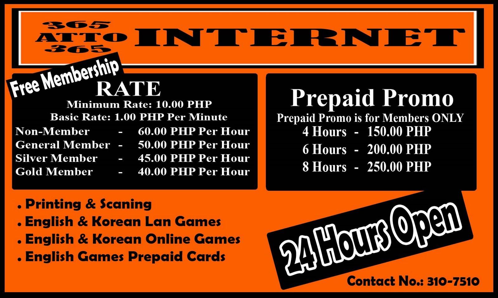 Internet Cafe In Makati