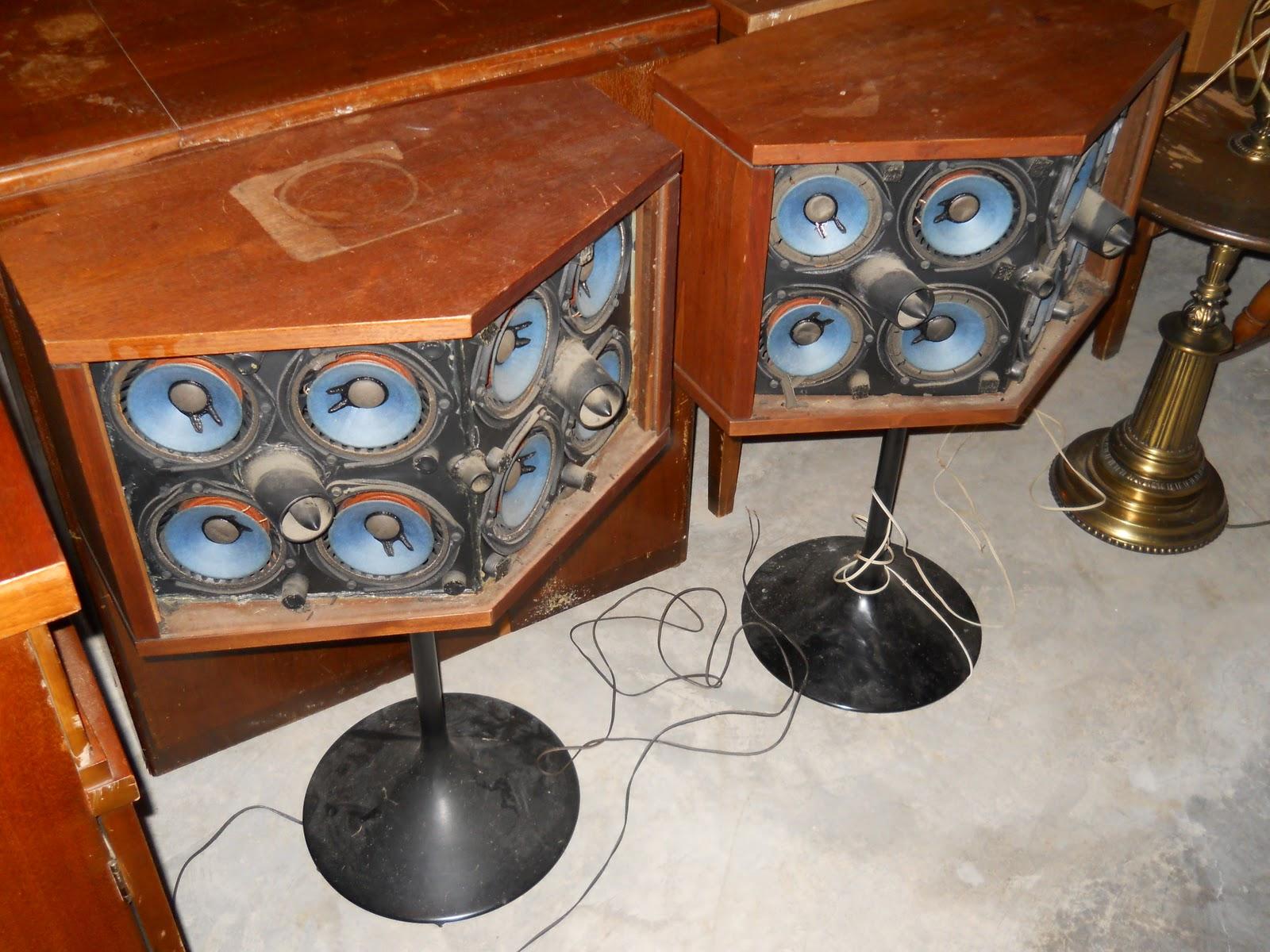 vintage bose speakers. vintage furniture love bose speakers
