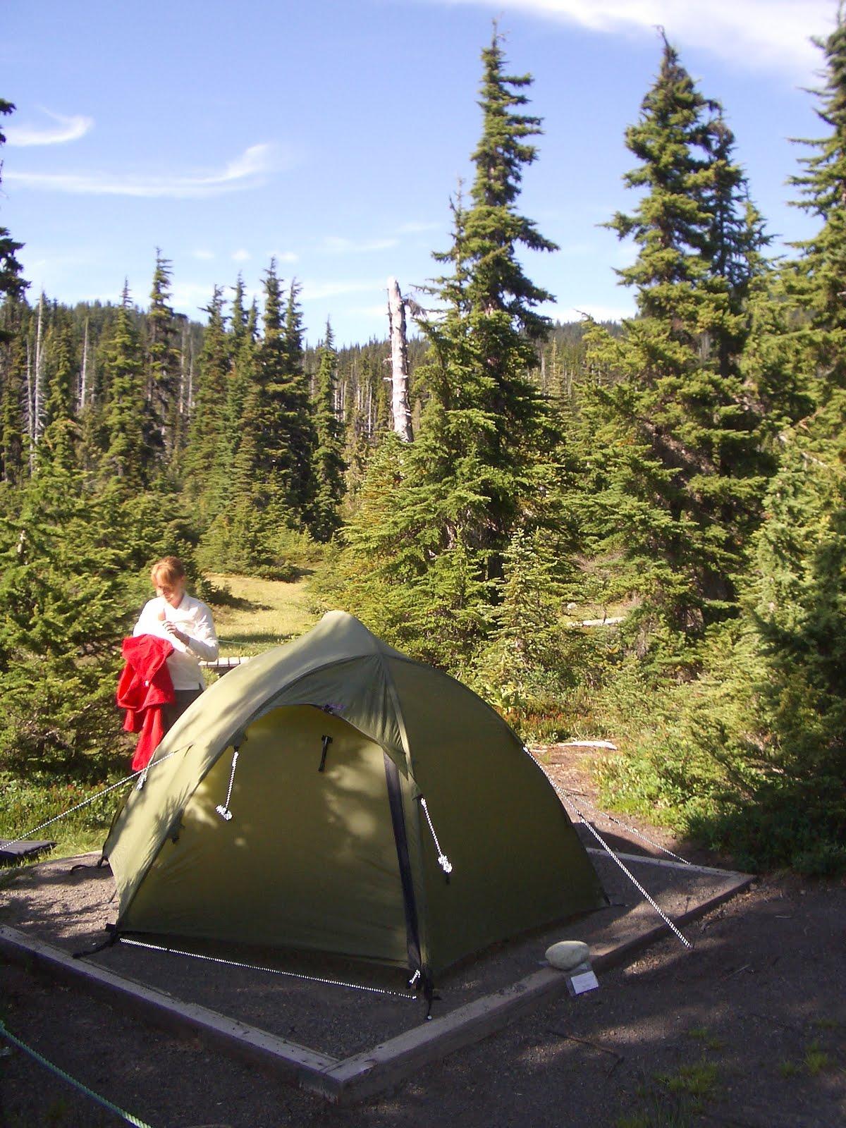 The Armchair Adventurer Garibaldi Provincial Park August