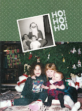 Christmas 40 years apart.