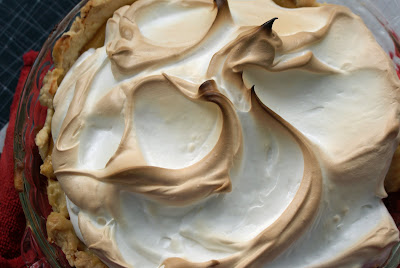 maple buttermilk meringue pie recipe link dessert pie january 30