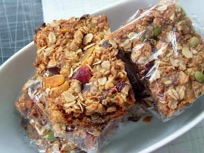 Trail+Bars Walnut Granola Trail Bars