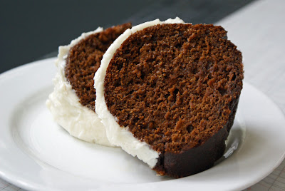 Pumpkin+stout+gingerbread Pumpkin Stout Gingerbread with Cream Cheese Frosting