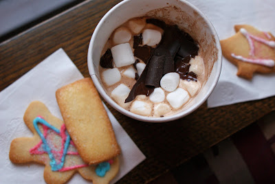 Mostly Hot Chocolate and Sugar Cookies - Dinner With Julie Dinner With ...