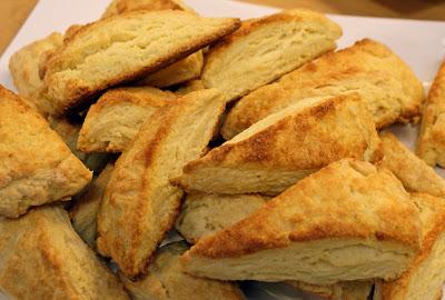 Eggnog+scones Digesting 2009