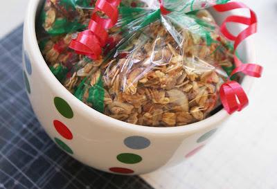 Christmas%2Bgranola Christmas Granola