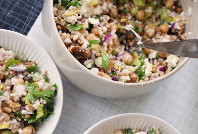 Wheat%2Bberry%2Bsalad Barley & Wheat Berry Salad with Chickpeas and Feta