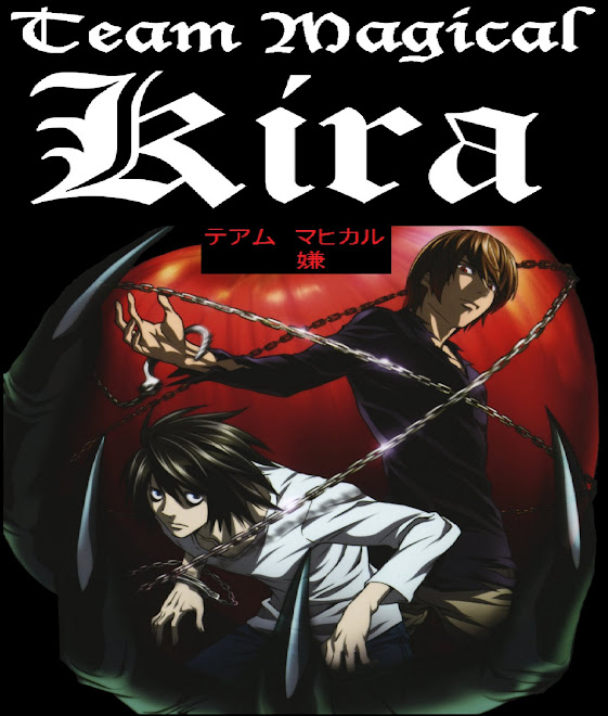 Relinquisched blog oficial del Team Magical Kira