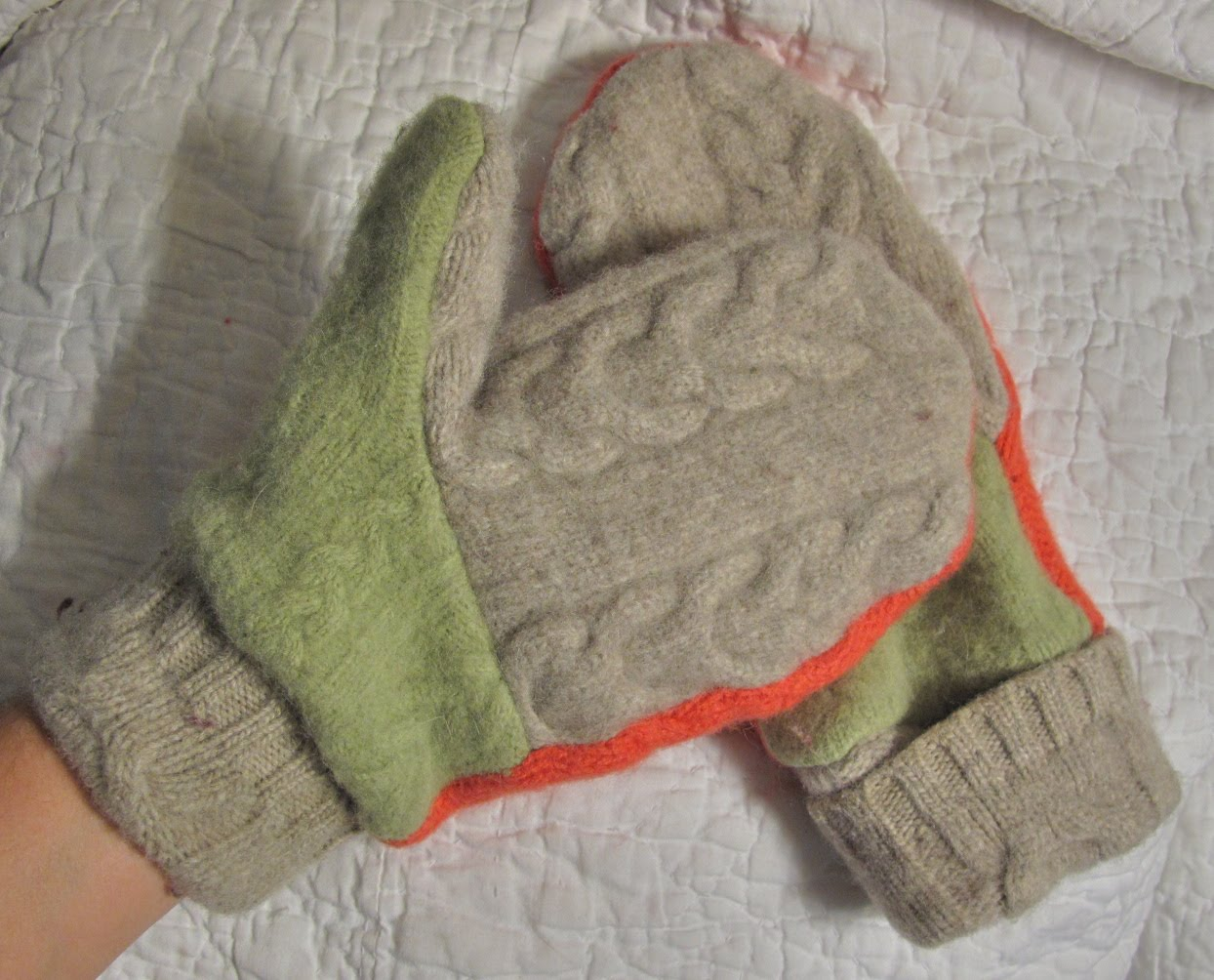 felted wool mittens on Etsy, a global handmade and vintage