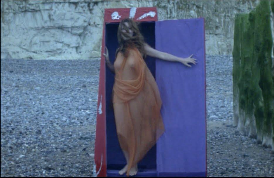 La Vampire Nue / 'The Nude Vampire' (Jean Rollin, 1970)