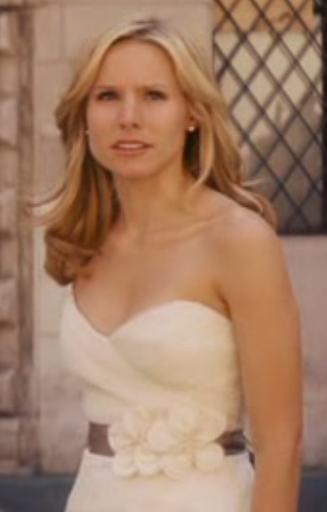 When in rome wedding dress amsale girls