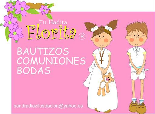 COMUNIONES Y CESTAS PARA NACIMIENTOS FLORITA