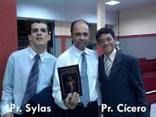 Indicações do Pr. Rogerio Cesar