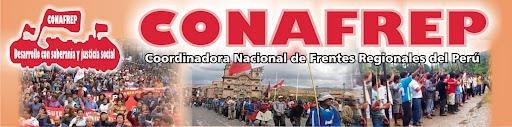 Coordinadora Nacional de Frentes Regionales del Perú