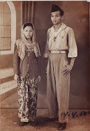 ayah-ibu yusron, 14-4-1950