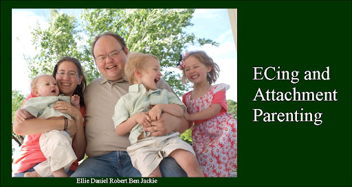 ECing and attachment parenting