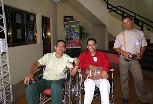Geyser Gaetano y Ángel Herrera