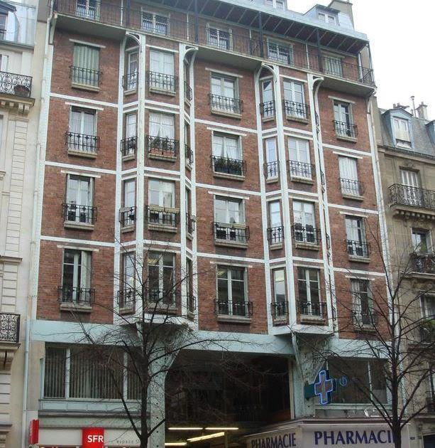 Paris bise art cit l 39 argentine - 16 avenue victor hugo ...
