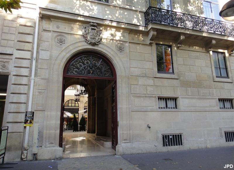 Paris bise art h tel de pourtal s for Hotel paris pour 2 heures
