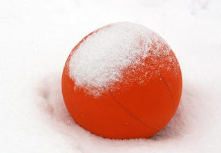 snow basketball